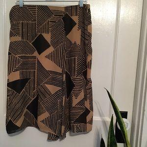 ❤️ Lauren Ralph Lauren gorgeous unique style skirt